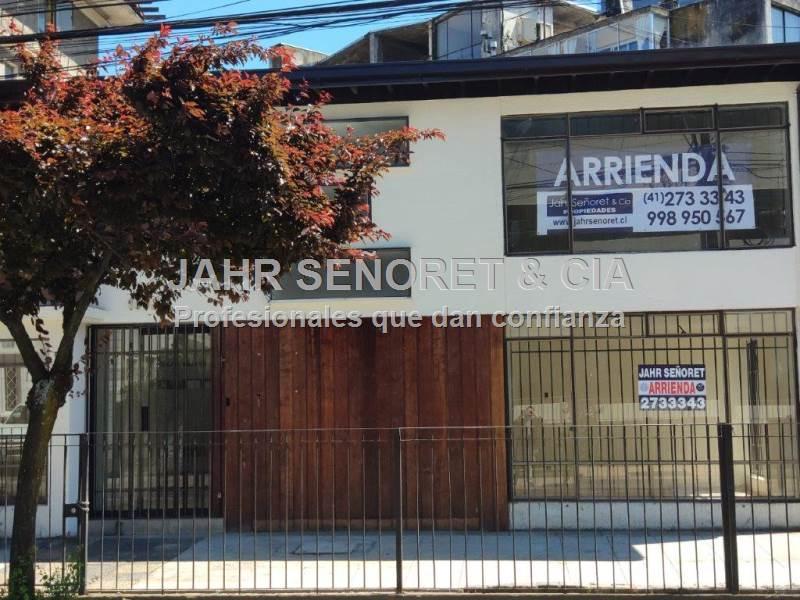 Oficinas Centro Concepción