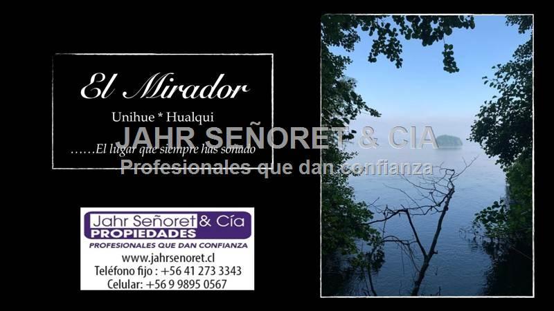 Propiedad de Jahr Señoret & Cía Ltda.